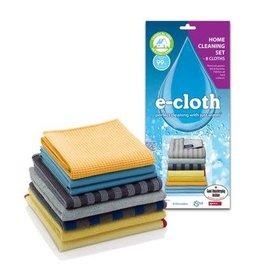 E-Cloth E-Cloth, Home Cleaning Set, S/8