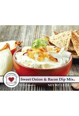 Country Home Creations Sweet Onion & Bacon Dip Mix, 1.5 oz