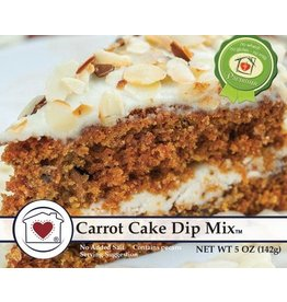 Country Home Creations Carrot Cake Dip Mix, 5 oz