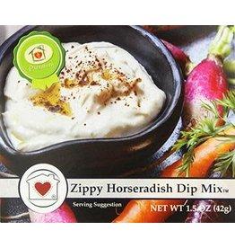 Country Home Creations Zippy Horseradish Dip Mix, 1.5 oz