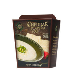 Cheddar Jalapeno Soup, 4.6 oz
