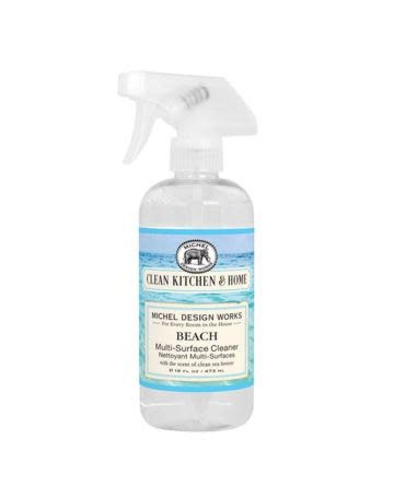 Michel Design Multisurface Cleaner, Beach, 16oz