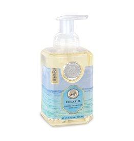Michel Design Foaming Hand Soap, Beach, 17.8oz