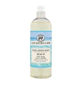 Michel Design Dish Soap, Beach, 16oz