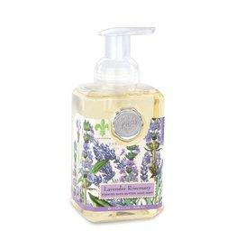 Michel Design Foaming Hand Soap, Lavender Rosemary, 4.7oz