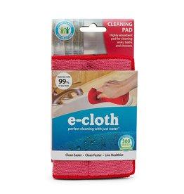 E-Cloth E-Cloth Cleaning Pad, Red