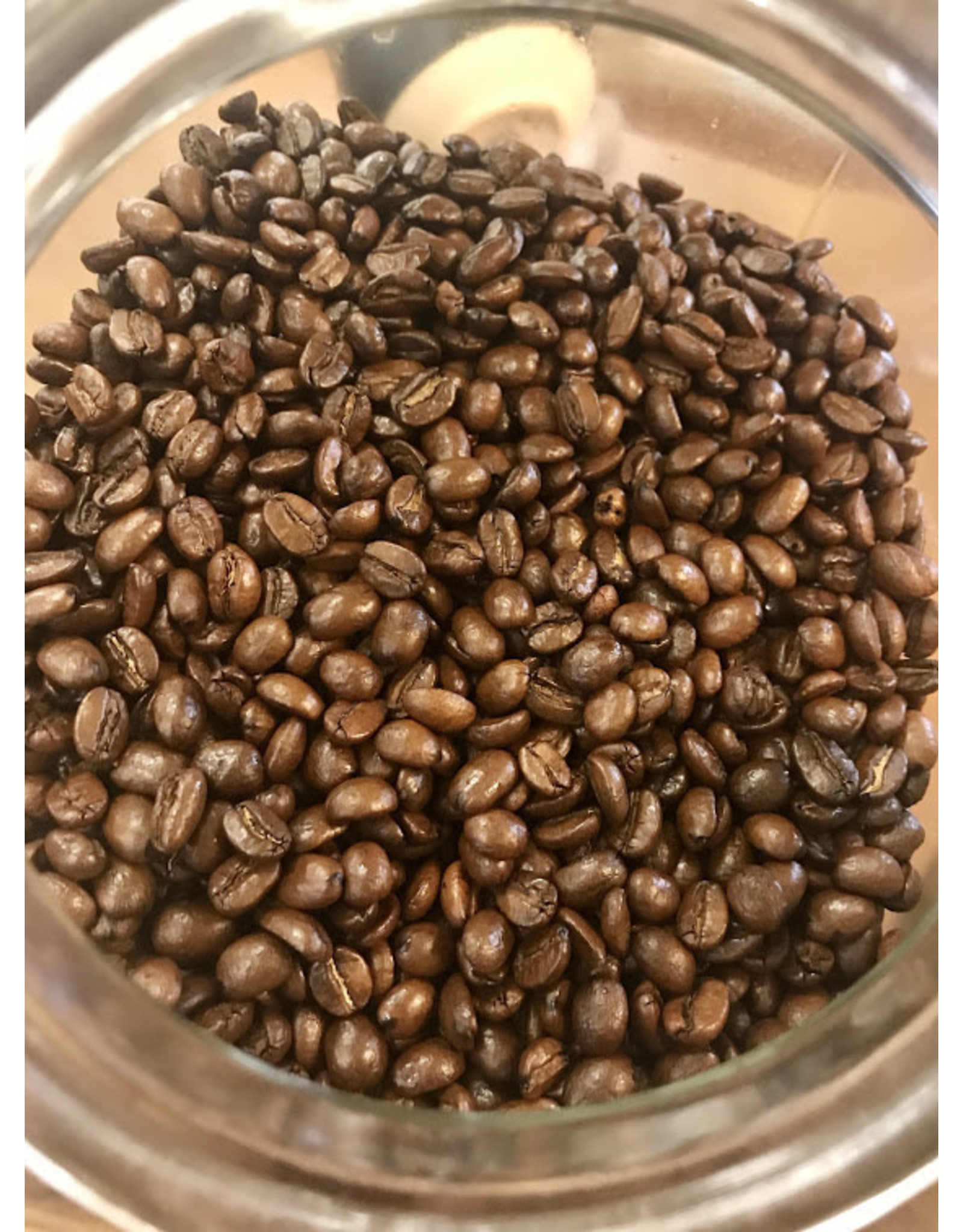 Coffee Master Coffee, Caramel Bourbon Pecan, 1/2 lb