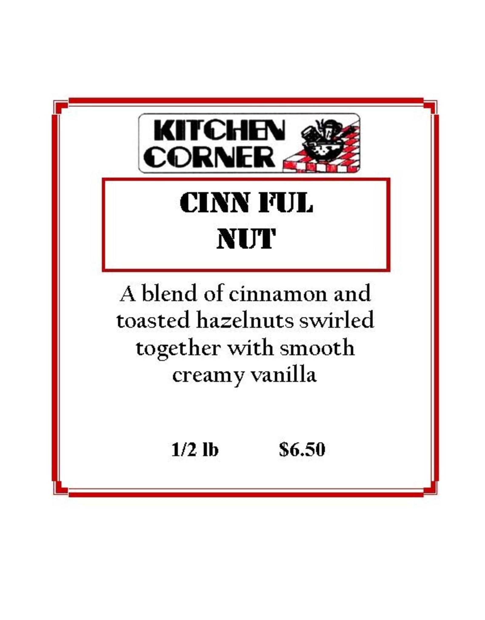 Coffee Master Coffee, Cinn ful Nut, 1/2lb