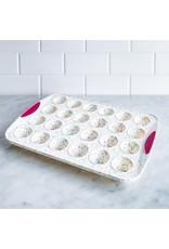 Confetti Mini Muffin Pan 24 Ct