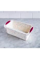 Confetti Silicone Loaf Pan 8.5x4.5