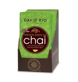 Coffee Master Chai Tea, Tortoise Green, 1 oz