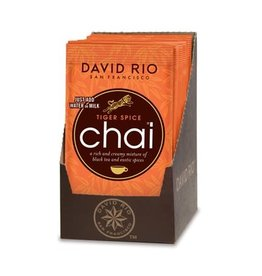 Coffee Master Chai Tea, Tiger Spice, 1 oz