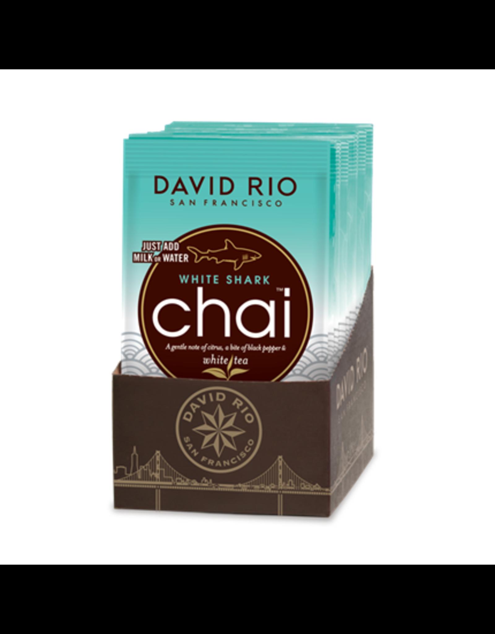 Coffee Master Chai Tea, White Shark, 1.0oz