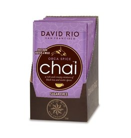 Coffee Master Chai Tea, Orca Spice Sugar Free, 0.63 oz