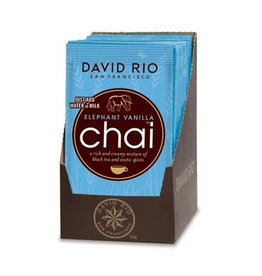 Coffee Master Chai Tea, Elephant Vanilla, 1 oz