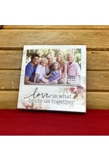 Wooden Photo Frame, Love Is