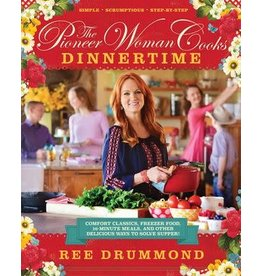 Pioneer Woman Cooks:  Dinnertime