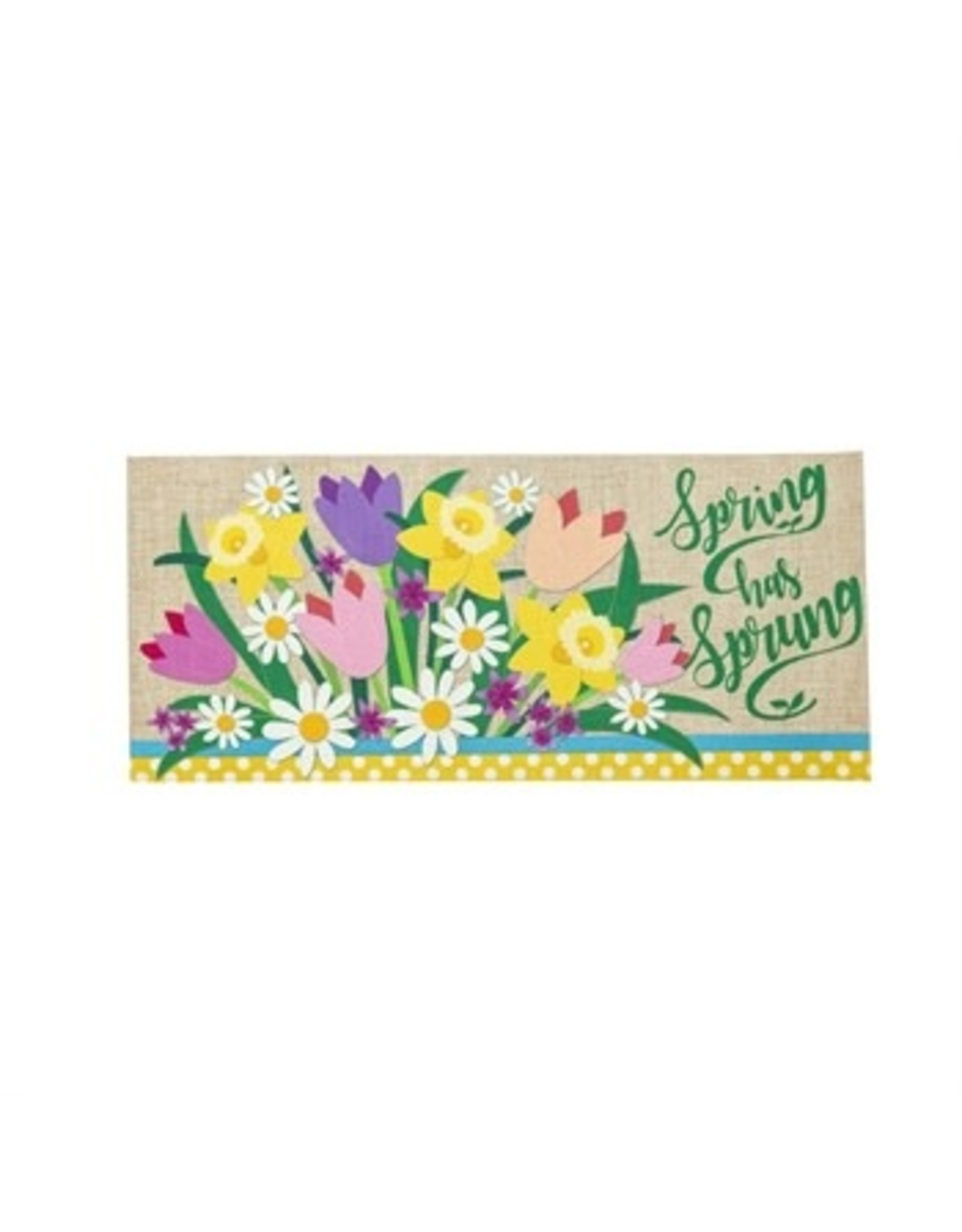 Switch Mat Insert- Spring Has Sprung