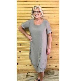 Picadilly Layered Long Dress