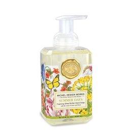 Michel Design Foaming Hand Soap, Summer Days, 4.7oz