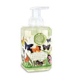 Michel Design Foaming Hand Soap, Papillon, 4.7oz