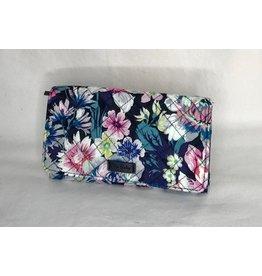 Vera Bradley Trifold Clutch Wallet, RFID