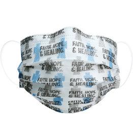 Disposable Mask, Faith, Hope & Healing, S/7
