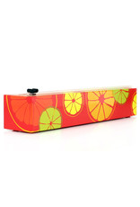 Chic Wrap Plastic Wrap Dispenser, Citrus