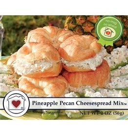 Country Home Creations Pineapple Pecan Cheesespread Mix, 2oz