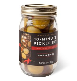 Wind & Willow Fire & Spice Pickle Kit