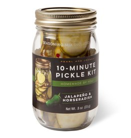 Wind & Willow Jalapeno & Horseradish Pickle Kit