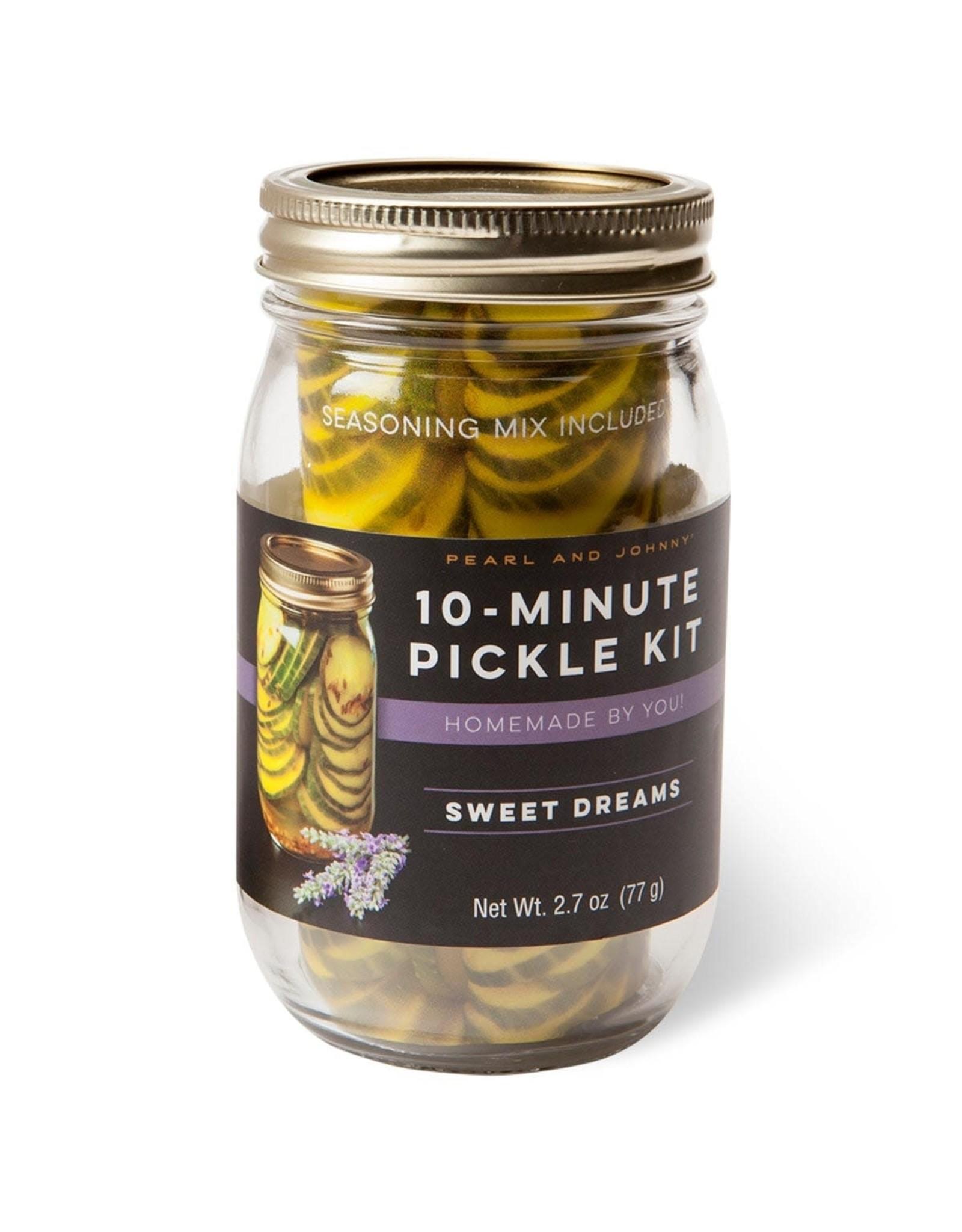 Wind & Willow Sweet Dreams Pickle Kit