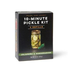Wind & Willow Jalapeno & Horseradish Pickle Refill Kit