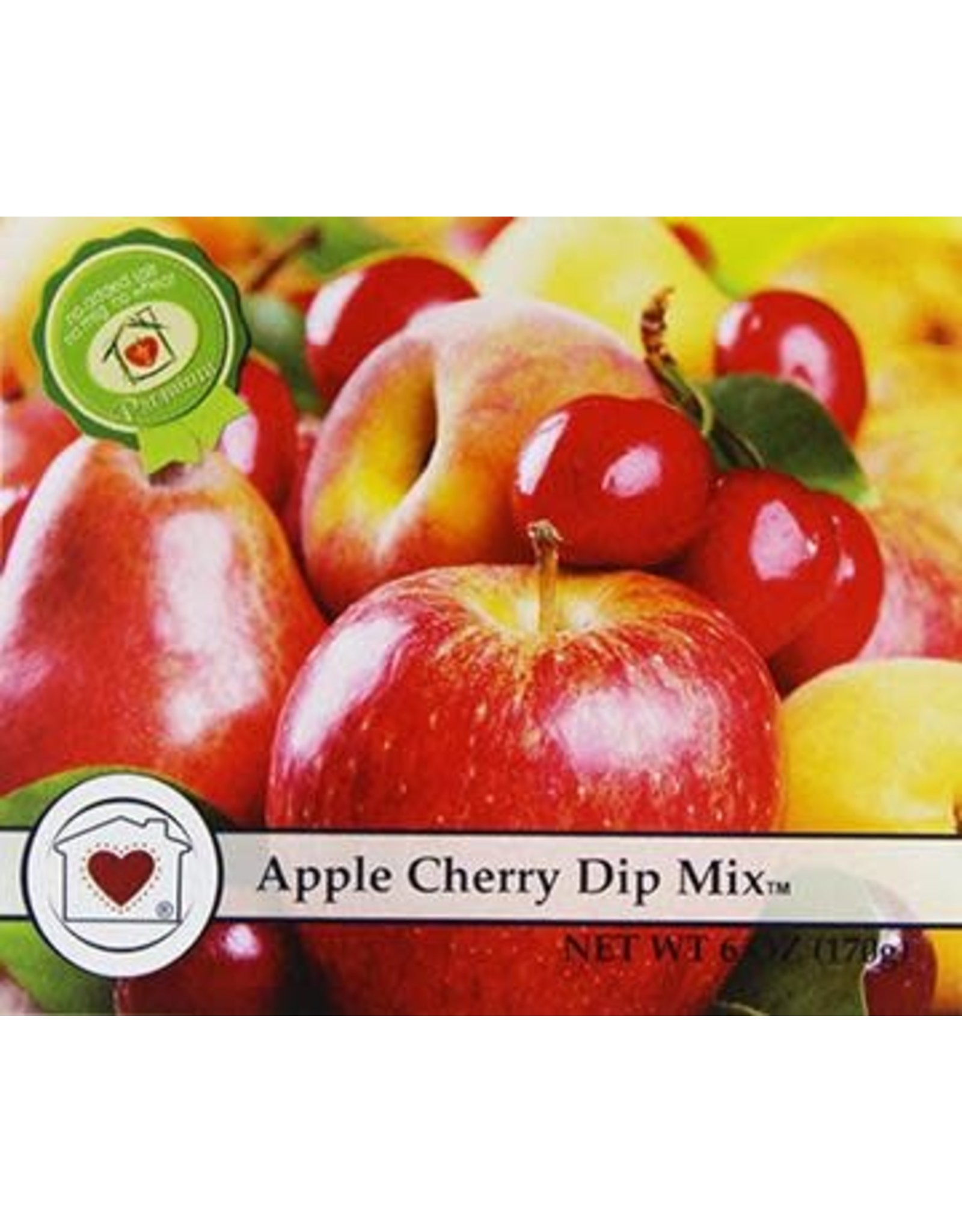 Country Home Creations Apple Cherry Dip Mix, 6oz