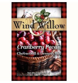 Wind & Willow Cranberry Pecan Cheeseball Mix, 3.6oz