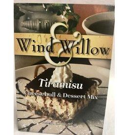 Wind & Willow Tiramisu Cheeseball Mix, 3.4 oz
