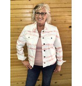 Velvet Heart Vintage Tie Dye Jacket