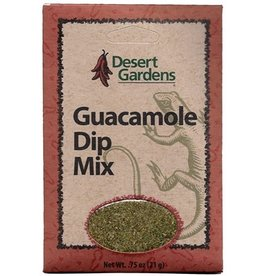 Comfort Foods Guacamole Dip Mix, .75oz