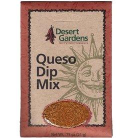 Comfort Foods Queso Dip Mix, .75oz