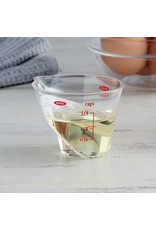 Oxo Angled Measuring Cup, 1/4 Cup