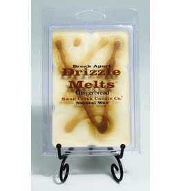 Swan Creek Wax Melts, Gingerbread, 4.75 oz