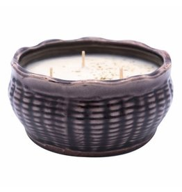 Swan Creek Candle, French Farm Bowl, 17oz Cafe Au Lait
