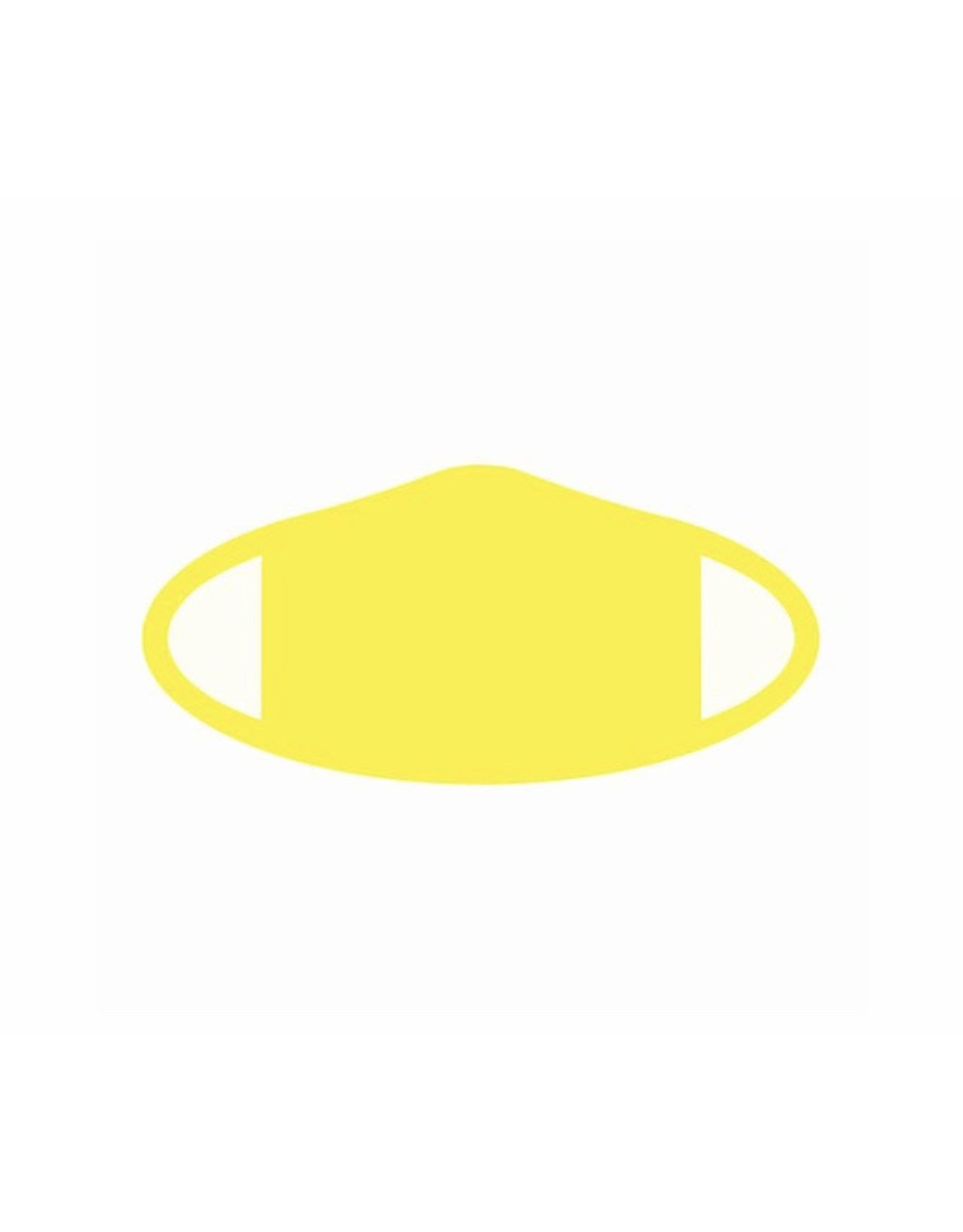 Face Mask, Yellow