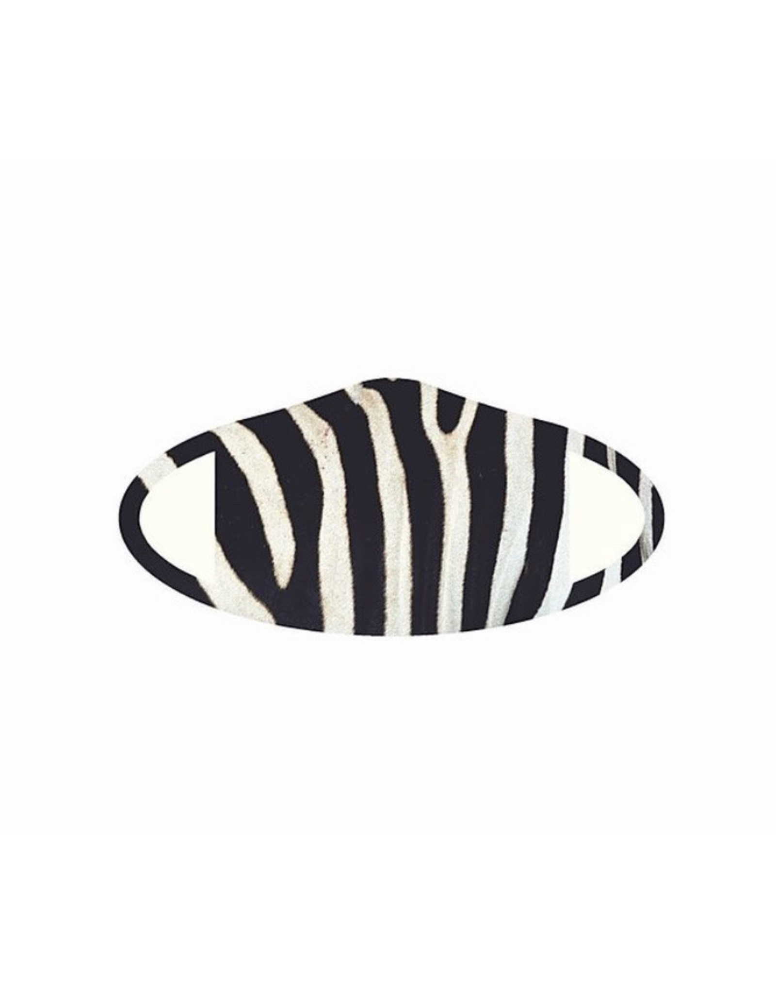 Face Mask, Zebra