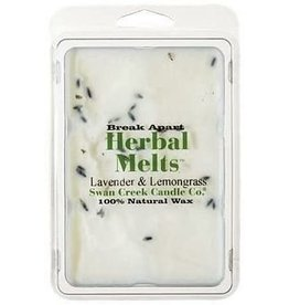 Swan Creek Wax Melts, Lavender & Lemongrass, 5.25oz