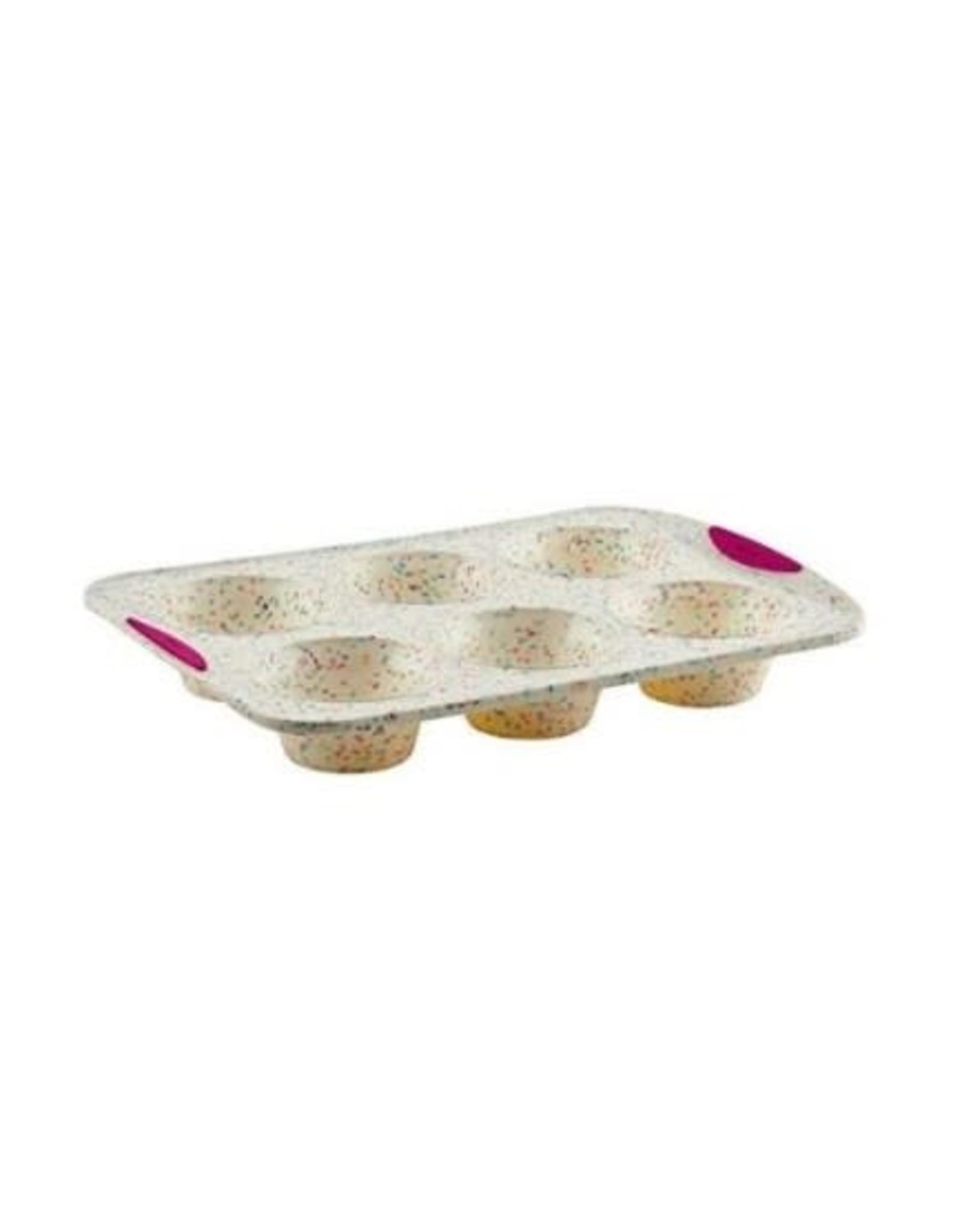 Pan, Confetti Jumbo Muffin 6 Ct