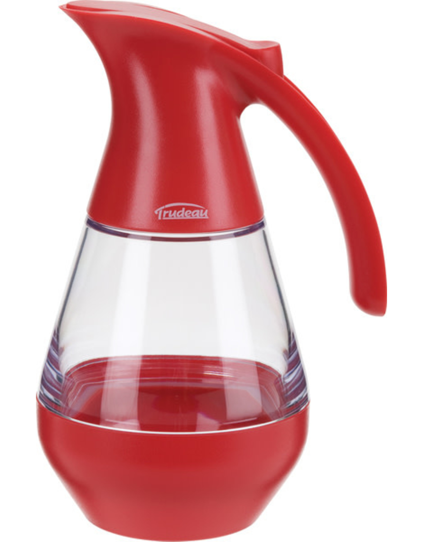 Syrup Dispenser, Candy Red