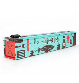 "Chic Wrap Foil Dispenser, BBQ Tools, 12""x30'"