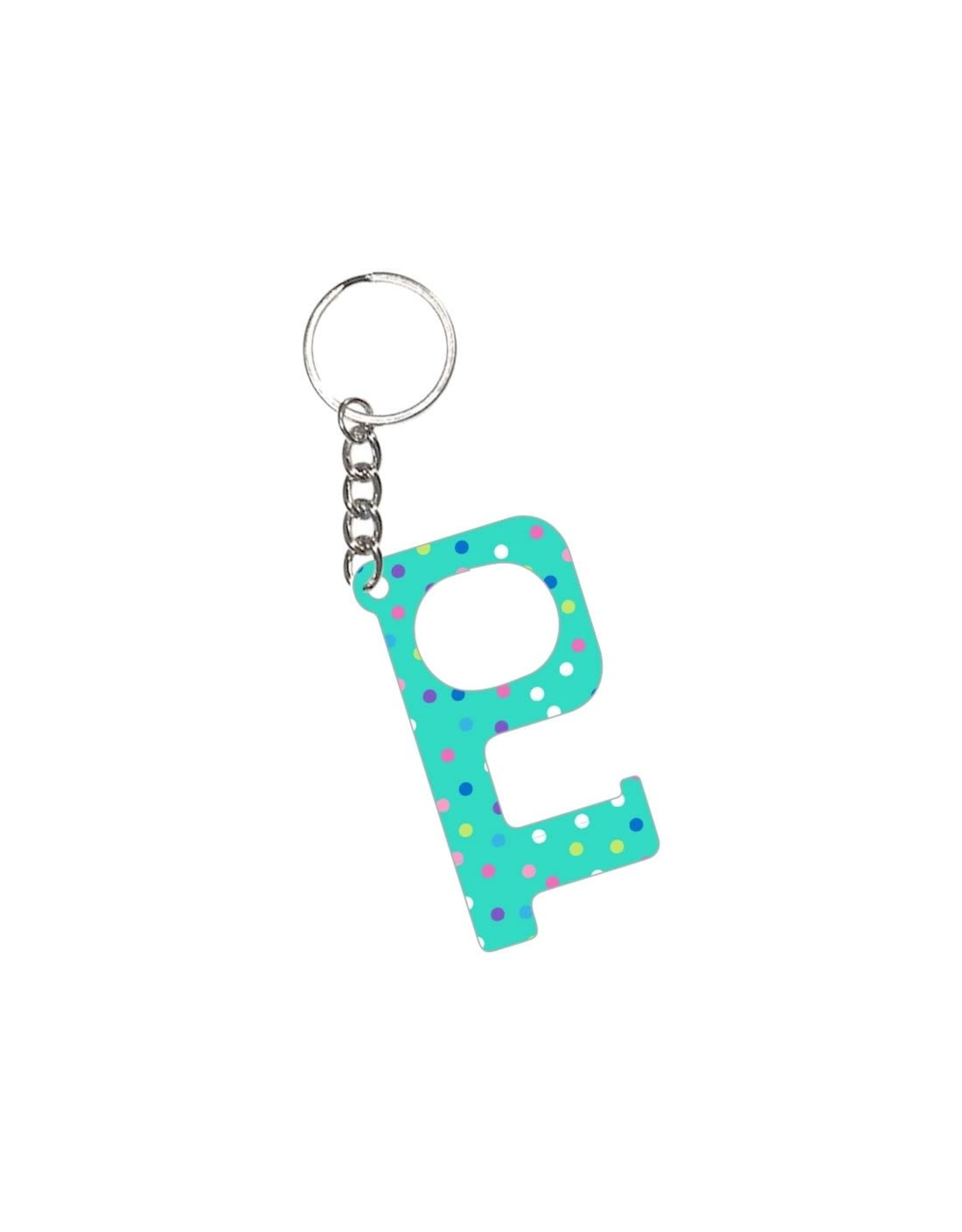 Acrylic Door Key, Lottie
