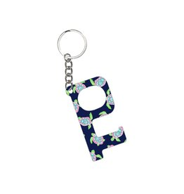 Acrylic Door Key, Turtle Bay